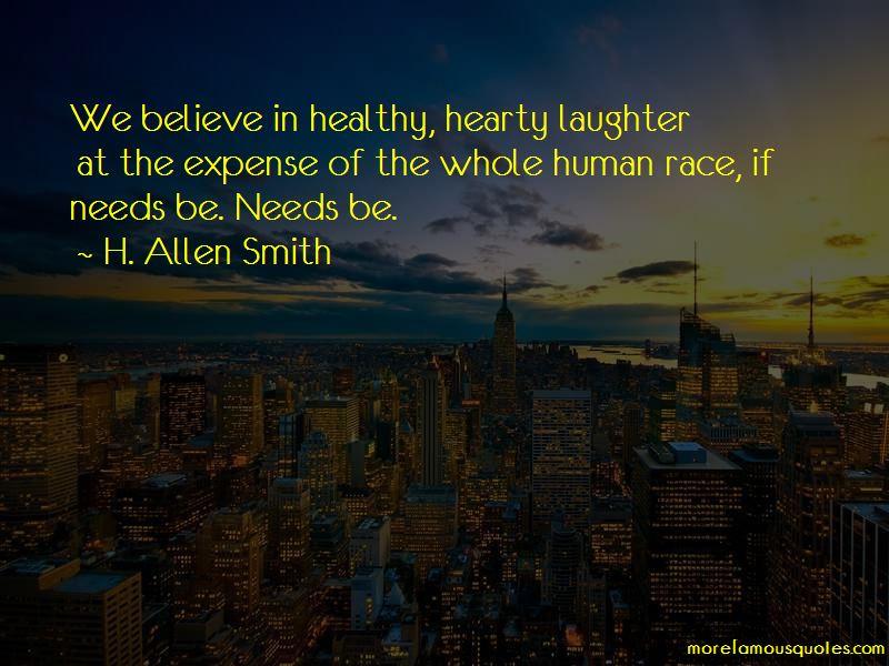 H. Allen Smith Quotes