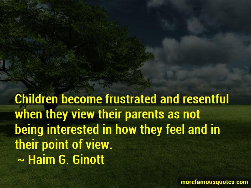 Haim G. Ginott Quotes Pictures 4
