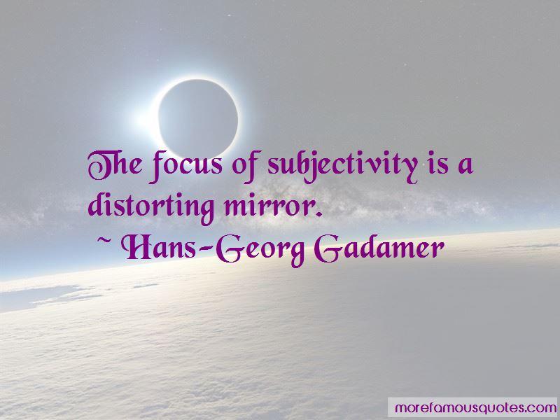 Hans-Georg Gadamer Quotes Pictures 4