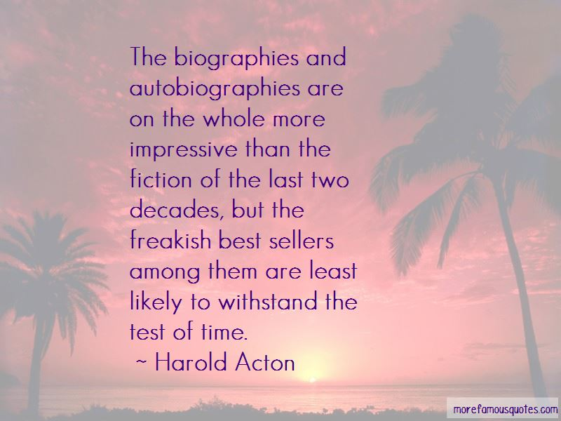 Harold Acton Quotes Pictures 3
