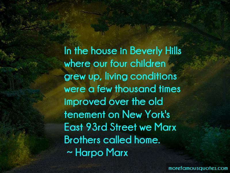 Harpo Marx Quotes Pictures 4