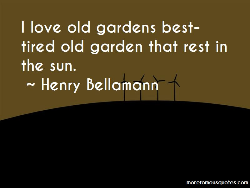 Henry Bellamann Quotes