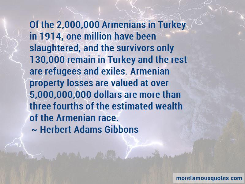 Herbert Adams Gibbons Quotes Pictures 4