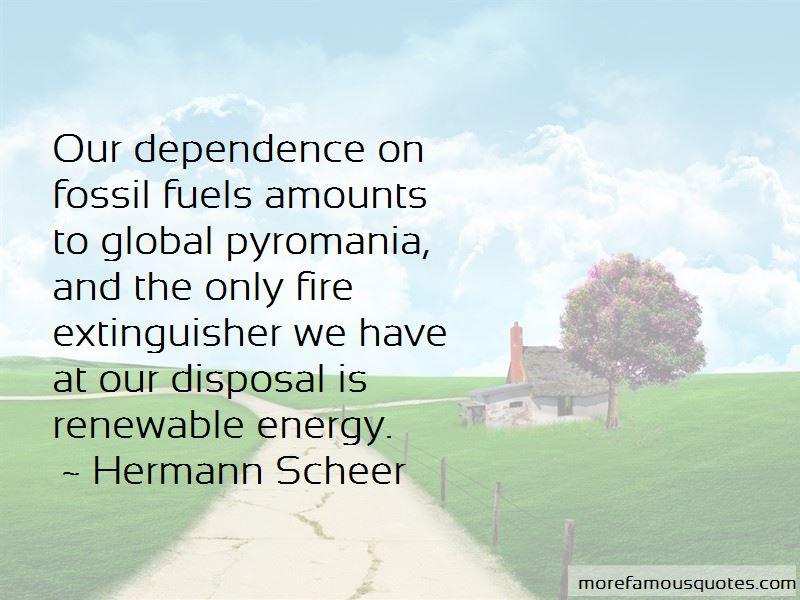 Hermann Scheer Quotes Pictures 2