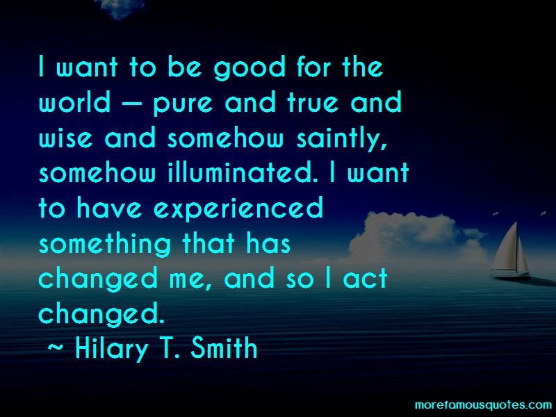 Hilary T. Smith Quotes Pictures 2