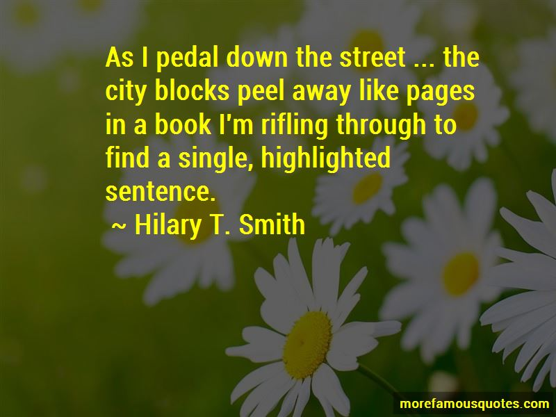 Hilary T. Smith Quotes Pictures 4