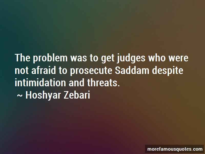 Hoshyar Zebari Quotes Pictures 2
