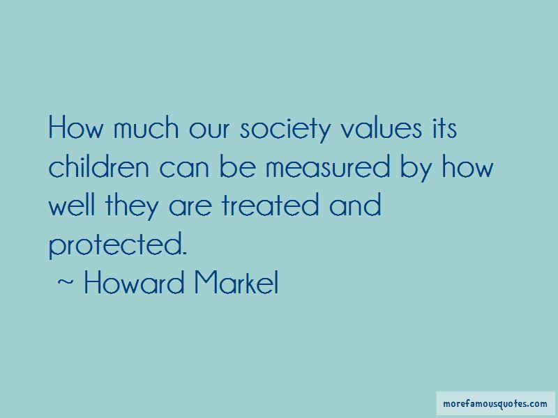 Howard Markel Quotes
