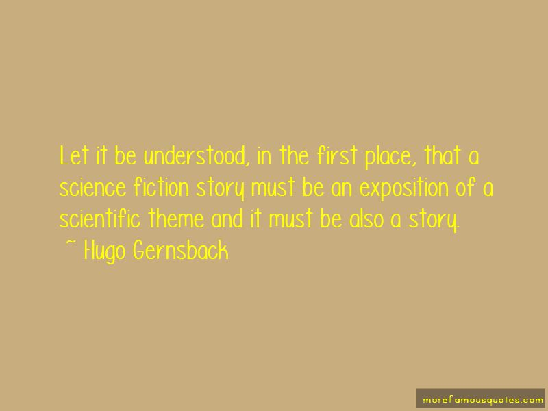 Hugo Gernsback Quotes Pictures 3