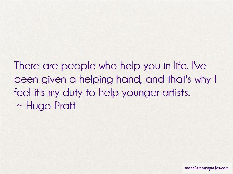 Hugo Pratt Quotes Pictures 2