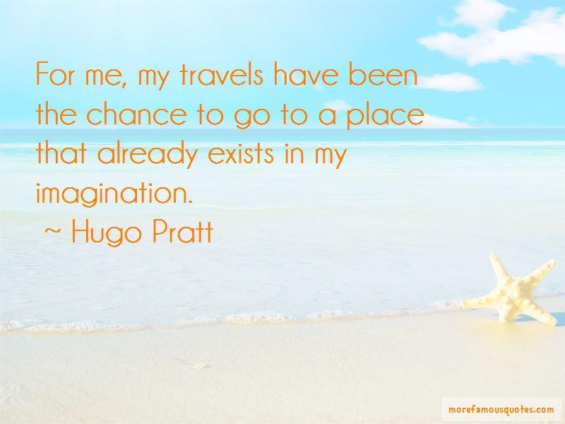 Hugo Pratt Quotes Pictures 4