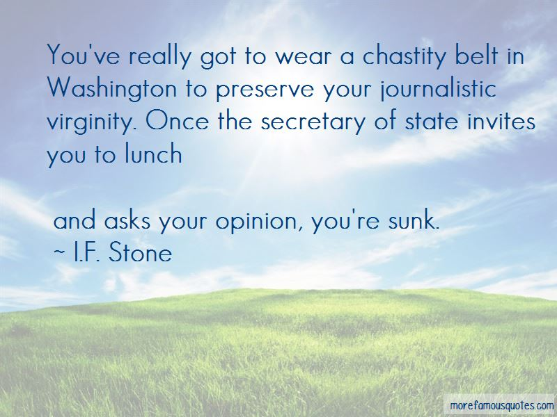 I.F. Stone Quotes Pictures 3