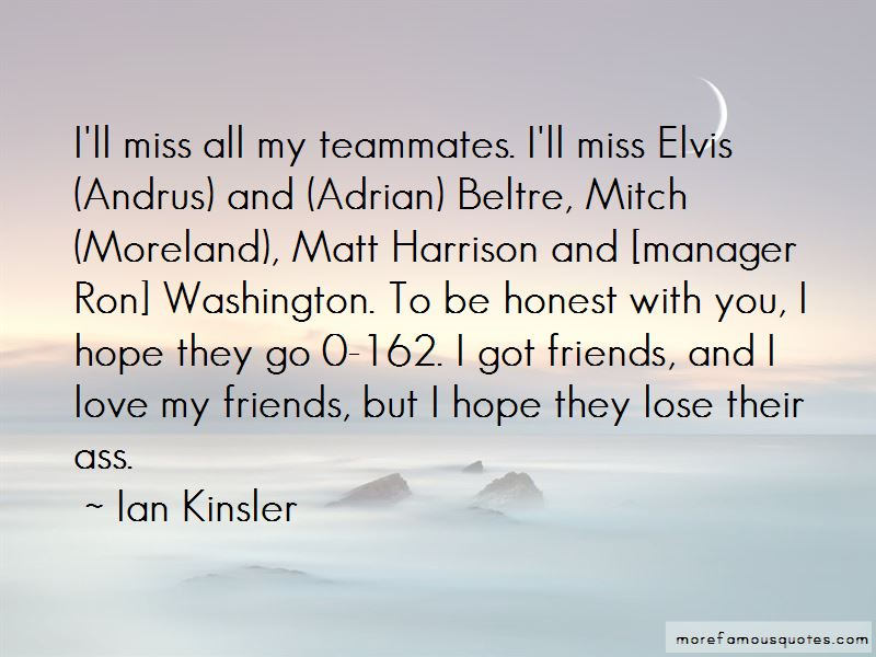Ian Kinsler Quotes Pictures 2