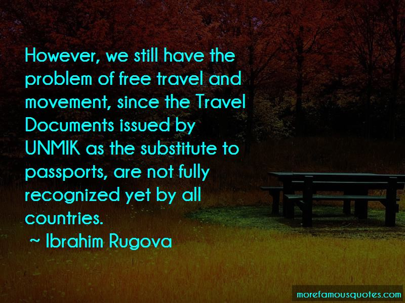 Ibrahim Rugova Quotes Pictures 2
