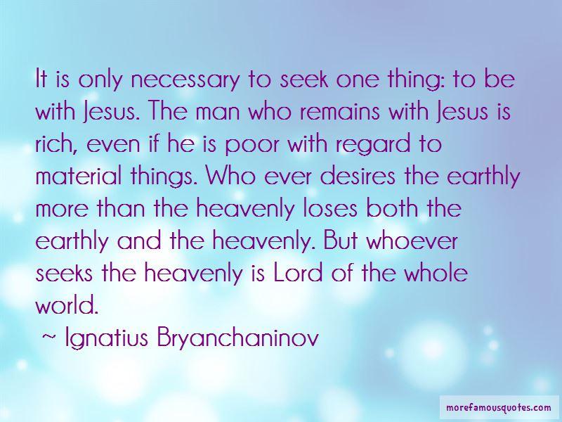 Ignatius Bryanchaninov Quotes