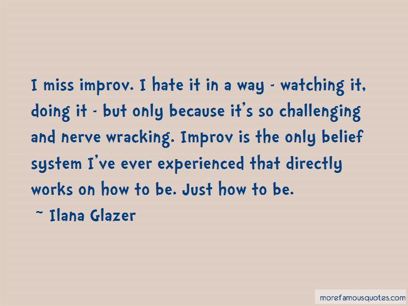 Ilana Glazer Quotes Pictures 2