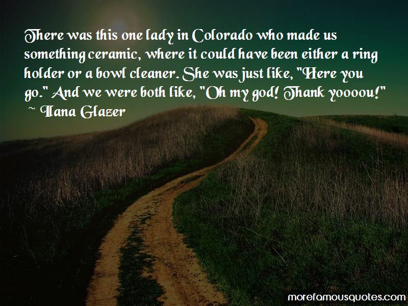 Ilana Glazer Quotes Pictures 4
