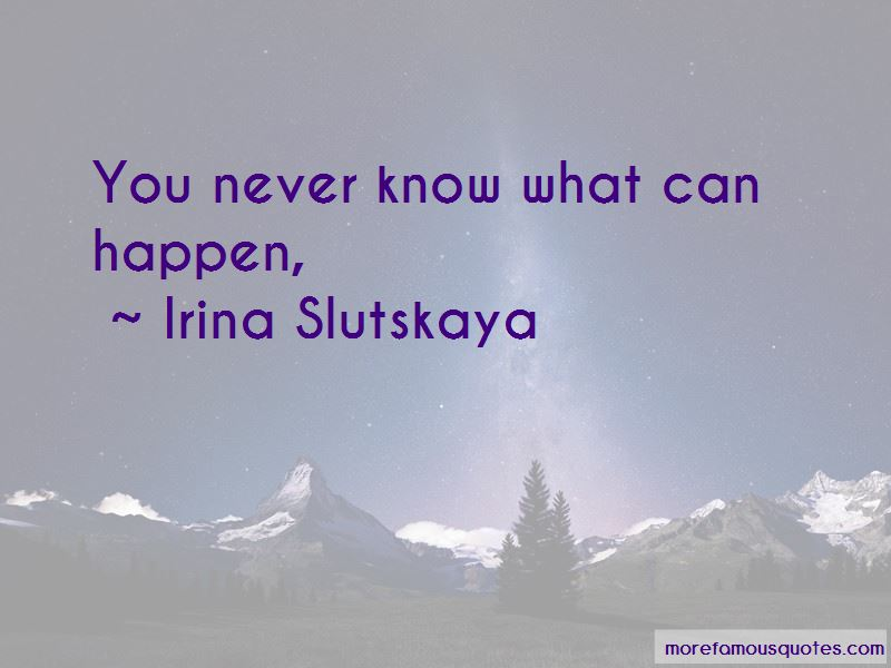 Irina Slutskaya Quotes Pictures 2