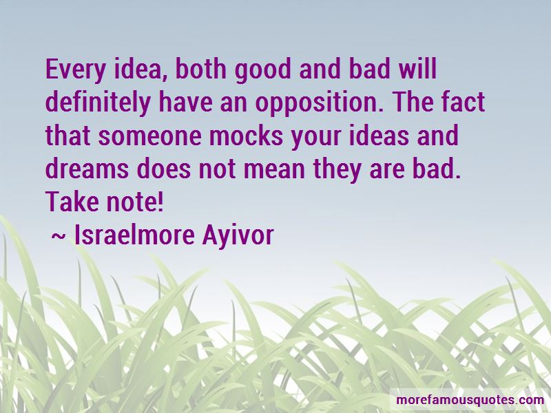 Israelmore Ayivor Quotes Pictures 4