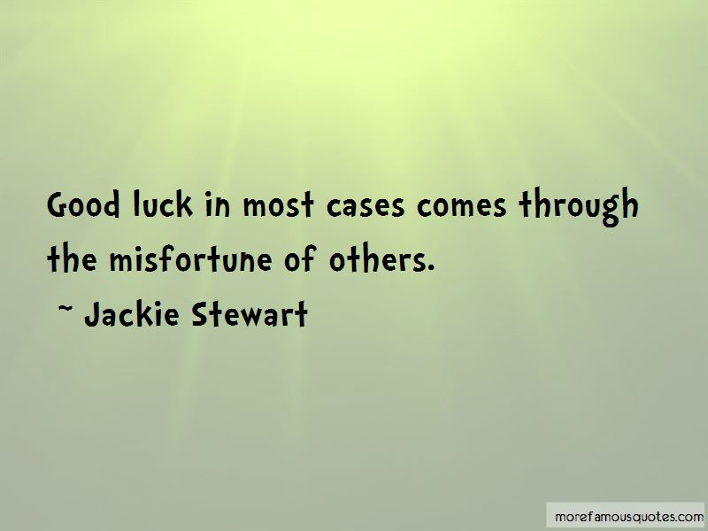 Jackie Stewart Quotes Pictures 4