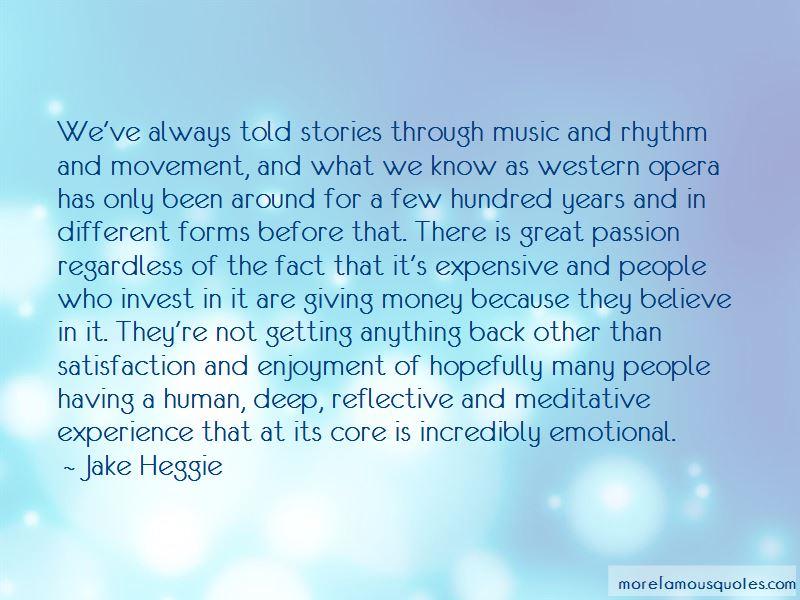 Jake Heggie Quotes