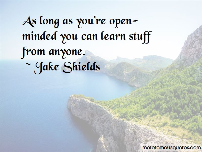 Jake Shields Quotes Pictures 2
