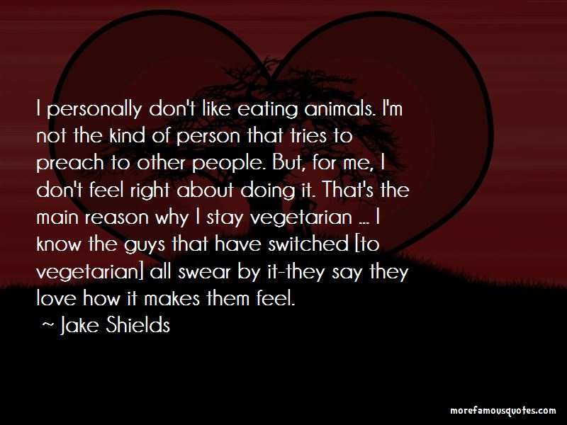 Jake Shields Quotes