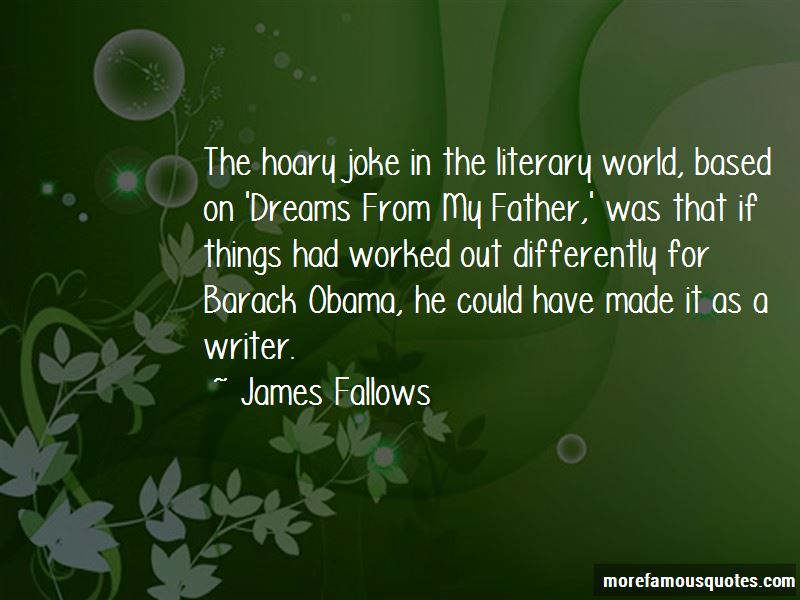 James Fallows Quotes
