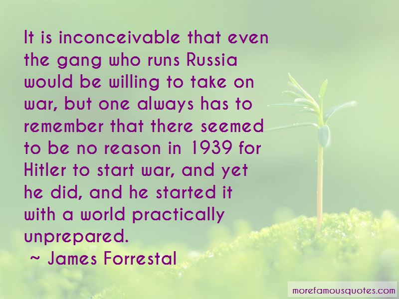 James Forrestal Quotes Pictures 3