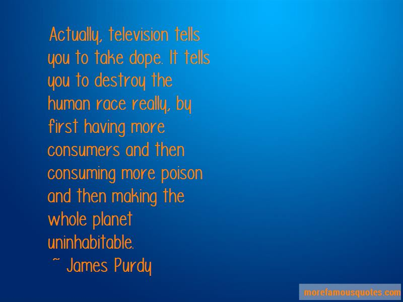 James Purdy Quotes