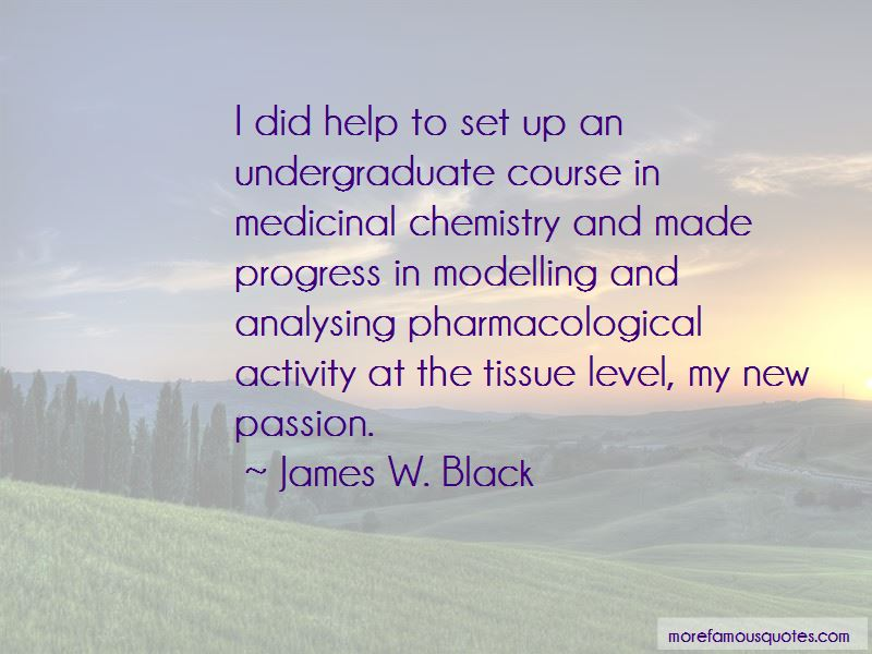 James W. Black Quotes Pictures 4