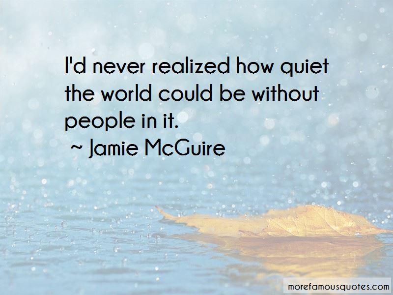 Jamie McGuire Quotes Pictures 3