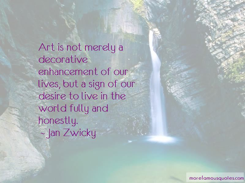 Jan Zwicky Quotes Pictures 3