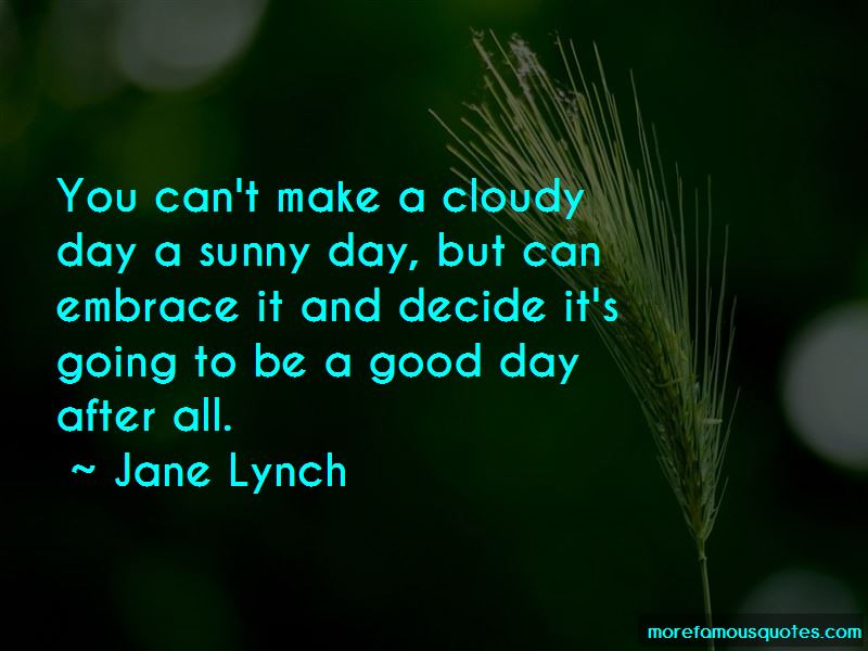 Jane Lynch Quotes Pictures 2