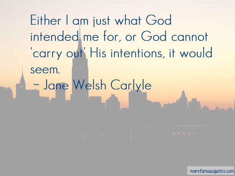 Jane Welsh Carlyle Quotes Pictures 4