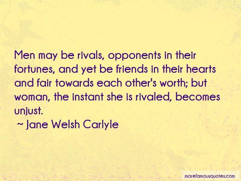 Jane Welsh Carlyle Quotes