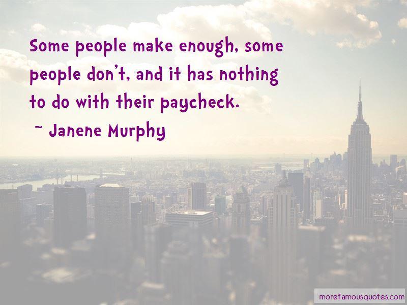 Janene Murphy Quotes
