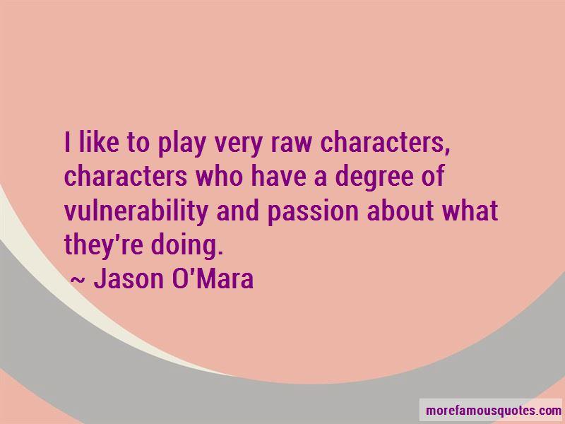 Jason O'Mara Quotes Pictures 4