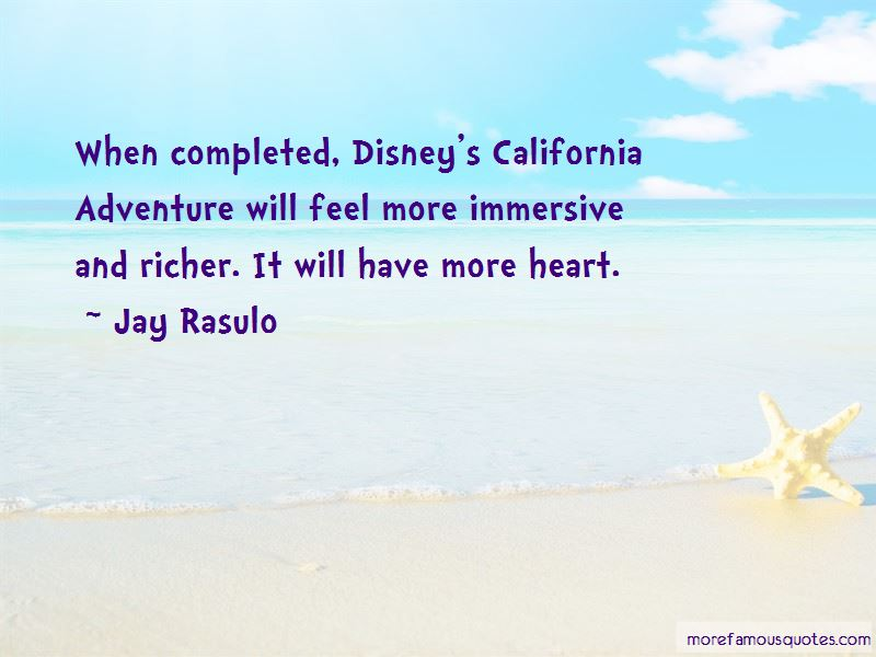 Jay Rasulo Quotes Pictures 2