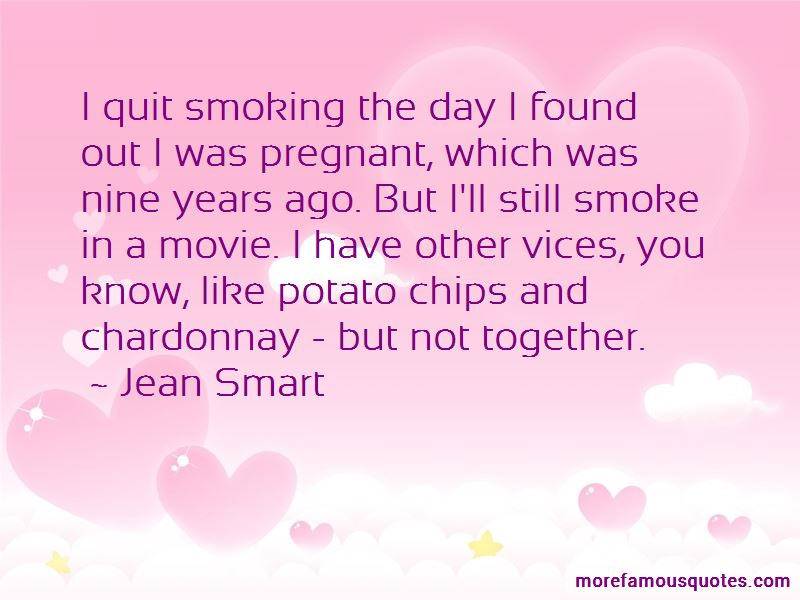 Jean Smart Quotes