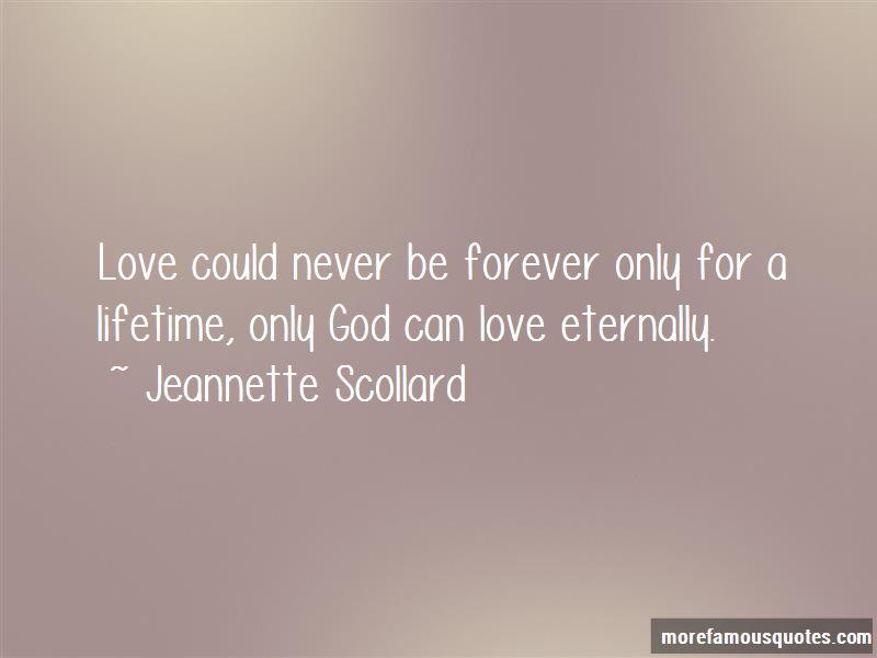 Jeannette Scollard Quotes
