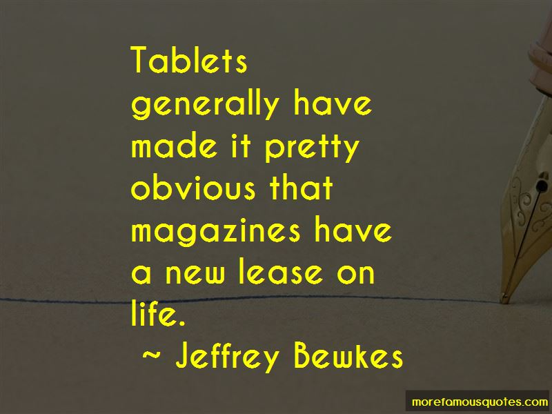 Jeffrey Bewkes Quotes Pictures 4
