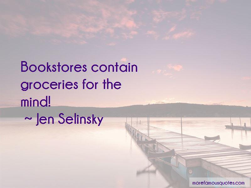 Jen Selinsky Quotes Pictures 2