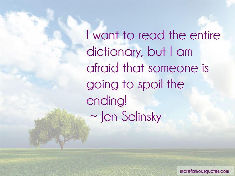 Jen Selinsky Quotes Pictures 4
