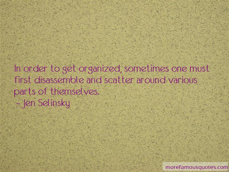 Jen Selinsky Quotes