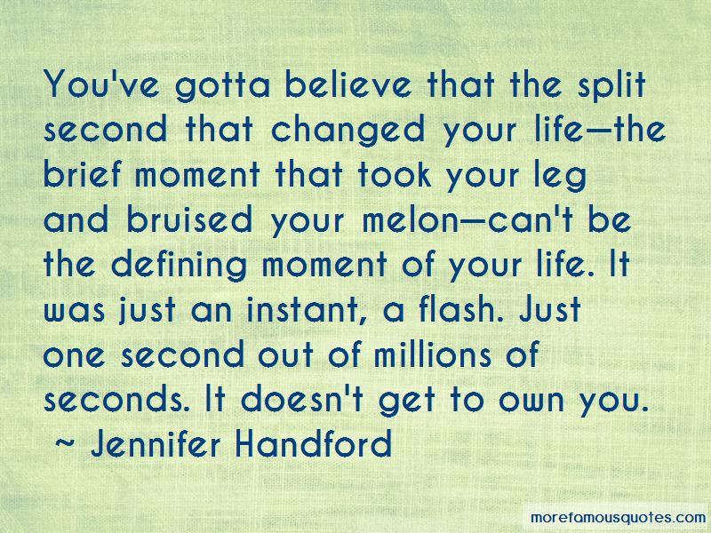Jennifer Handford Quotes Pictures 4