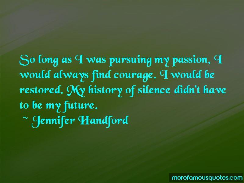 Jennifer Handford Quotes