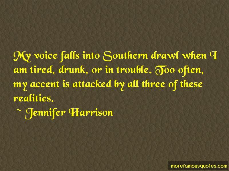 Jennifer Harrison Quotes Pictures 2