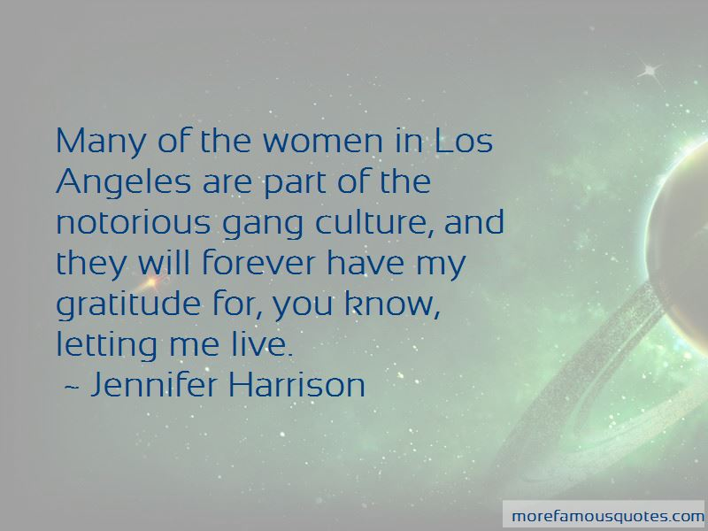 Jennifer Harrison Quotes Pictures 3