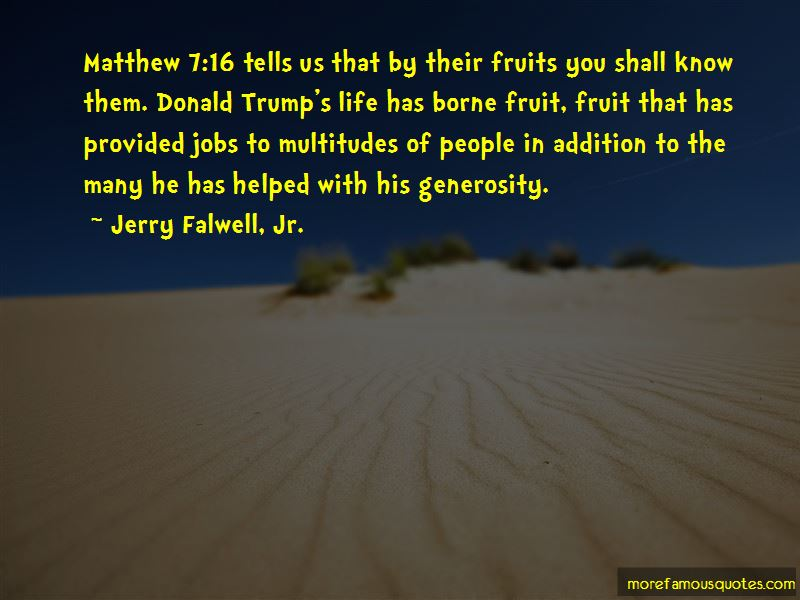 Jerry Falwell, Jr. Quotes Pictures 2